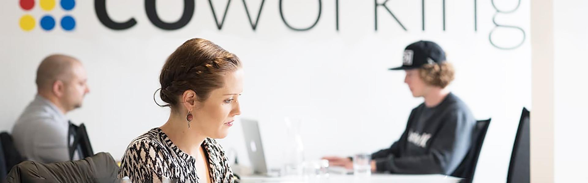 Coworking & Sitzungszimmer - Volkswirtschaft Berner Oberland