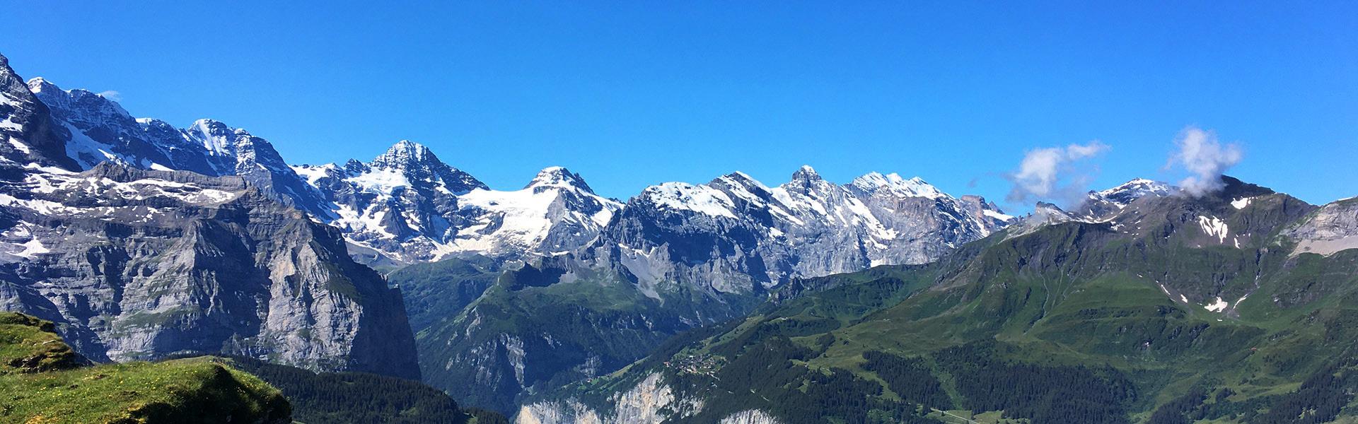 Dienstleistungen - Volkswirtschaft Berner Oberland